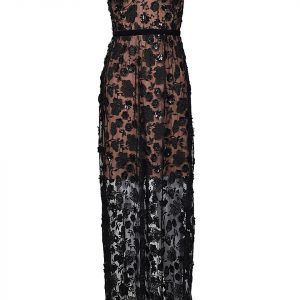 Beatrice Strappy Maxi Dress