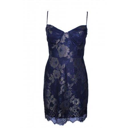 Bumble Bustier Dress