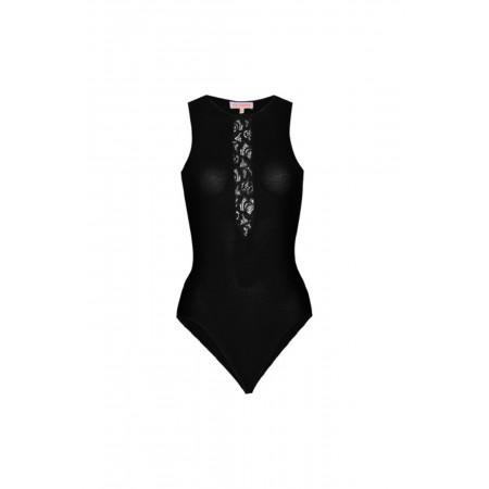 Front Lace Bodysuit