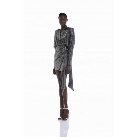 Zhivago Galileo Wrap Dress