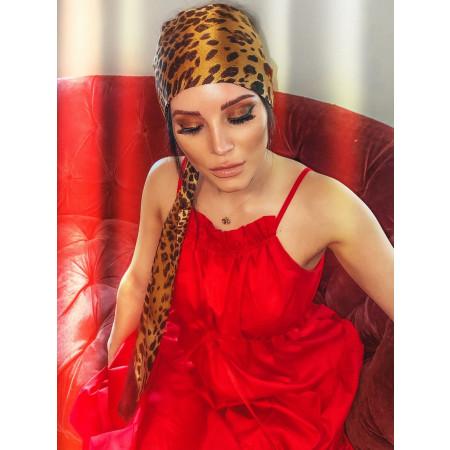 Gladys Tamez Silk Scarf