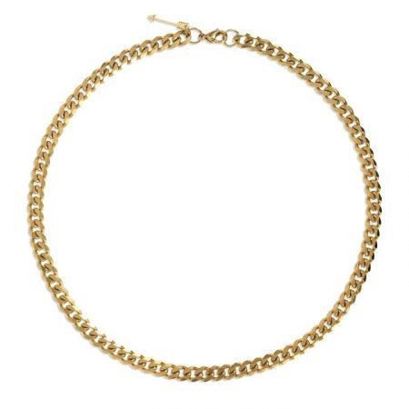 Ellie Vail Liam Cuban Link Necklace