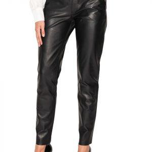 La Marque Morissa Leather Trousers