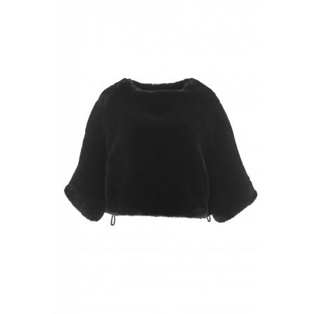 Jocelyn Faux Fur Pullover