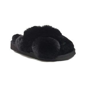 Apparis Elsa Faux Fur Slippers