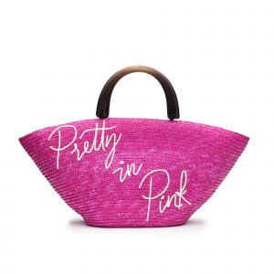 Eugenia Kim Carlotta Pretty In Pink Bag