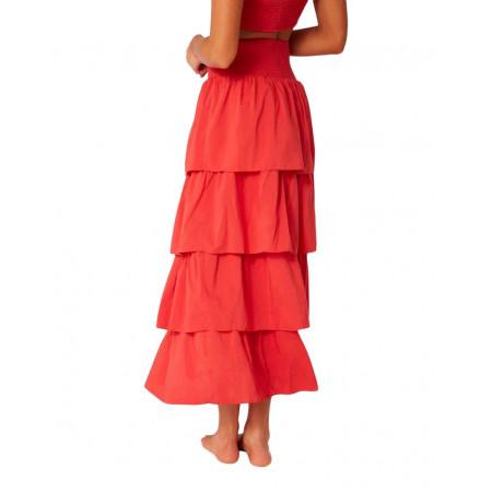 WeWoreWhat Paloma Skirt back