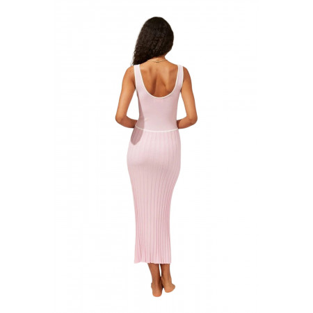 Solid and Striped The Aubrey Dress Back