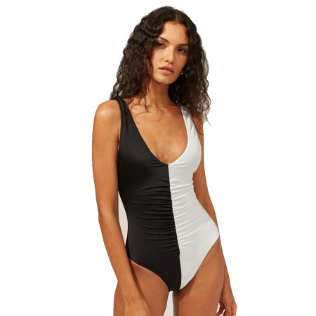 Solid and Striped The lucia One piece