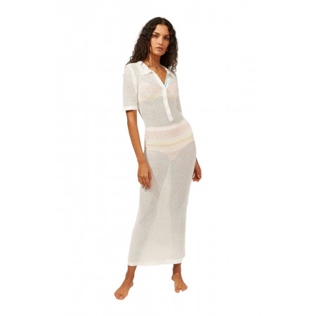 Solid And Striped The Leigh Polo Dress