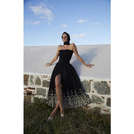 MyBeachySide Dove Maxi Dress