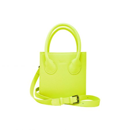 Beck Micro Bag in Lime